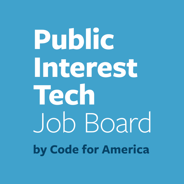 The Public Interest Tech Job Board